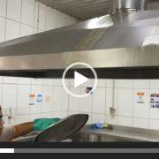 Linha de Cozinha Antes e Depois